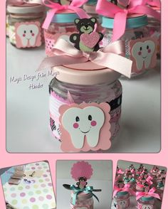 My first tooth reminders First Tooth, Baby Ideas, Teeth, Arts And Crafts, Baby Shower, Babies, Places, How To Make, Diy
