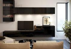 Decoración de paredes 26 opciones modernas y variables.