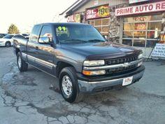 1999 Chevrolet Silverado 1500 EXT LT | $6995 | Prime Auto Sales - Omaha, NE | (402) 715-4222 #chevy #chevrolet #4x4 #utility #pickemuptruck #pickup #truck #americanmade #auto #omaha #primeauto