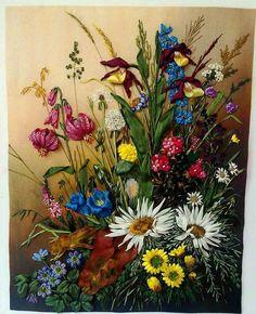 "Gallery.ru / Работа № 29 - Номинация ""Мастер. Вышивка по принту"" - Kristelle"