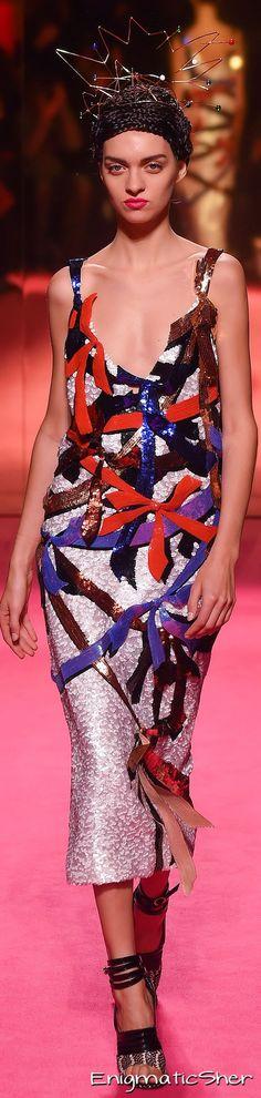 Schiaparelli Haute Couture Spring Summer 2015