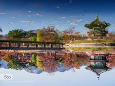 Legend of fall by harrynavy #landscape #travel