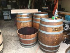 Wine Barrel Furniture Barrel Bar, Wine Barrel Furniture, Mugs, Tableware, Dinnerware, Tumblers, Tablewares, Mug, Dishes