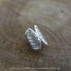 BOHO 925 Silver Ring-Gypsy Hippie RingBohemian by jewelryboho4u