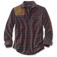 Just found this Mens+Long-Sleeved+Plaid+Field+Shirt+-+Plaid+Long-Sleeved+Field+Shirt+--+Orvis on Orvis.com!