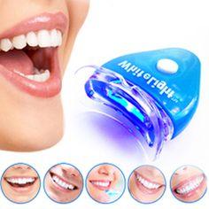 Gigi Gigi Whitening Light LED Pemutihan Gigi Whitening Gigi Laser Mesin Alat Oral Perawatan Gigi Perawatan Gel Pasta Gigi Kit
