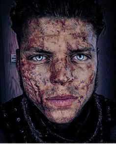 Image about eyes in Vikings by Gina. on We Heart It