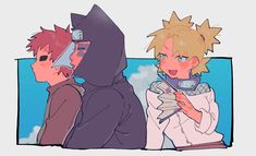 Sasuke X Naruto, Naruto Cute, Naruto Shippuden, Boruto 2, Shikatema, Sasunaru, Drawing Anime Bodies, Naruto Teams, Naruto Pictures