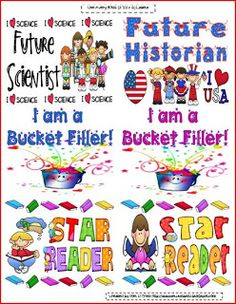 I am printing these tomorrow and using the bucket filler ones when I see kids being bucket fillers lol Preschool Behavior Management, Behaviour Management, Classroom Management, Class Management, Behavior Coupons, Reward Coupons, Classroom Labels, Classroom Projects, Classroom Ideas