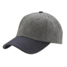 Just found this Winter Wool Ball Cap - Two-Tone Melton Wool Cap -- Orvis on Orvis.com!