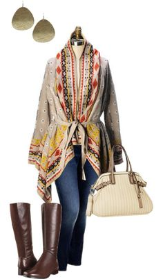 """""""Tribal Trend - Plus Size Fashion"""" by shopxclusive on Polyvore"""