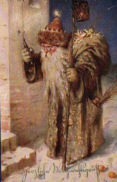 European Father Christmas