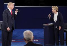 Trump and Clinton Have Shortcomings to Overcome in Transatlantic Relations - Newsweek