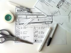 A guide to paper prototyping & testing for web interfaces – Digital Experience Design – Medium Ux Wireframe, User Centered Design, User Experience Design, Design Thinking, Ux Design, Step Guide, Design Process, Led, Paper