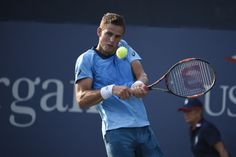 Andreas Haider-Maurer defeats Vasek Pospisil in R1 Opening Day