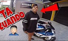 TROLLEI O RENATO GARCIA NA S1000 | FICOU CHATEADO =/