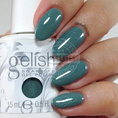 Gelish Holy Cow Girl! - Swatch by Chickettes.com