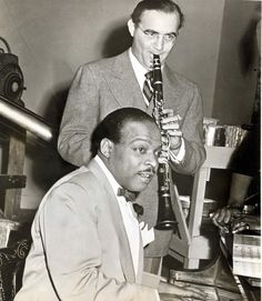 Benny Goodman and Count Basie | The Vernacular