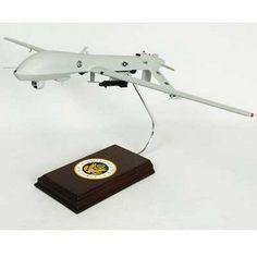 MQ-1 Predator Military Aircraft Model