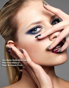 #Minx #Nails