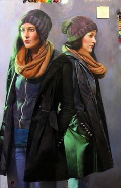 Kai Fine Art is an art website, shows painting and illustration works all over the world. Oil Portrait, Fine Art, Figure Painting, Painting, Female Art, Art, Art Website, Portrait, Portrait Art