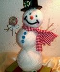 50 Crafty Snowman Projects for CHristmas