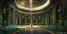 42 ideas for concept art landscape architecture rpg Fantasy City, Fantasy Castle, Fantasy Places, Sci Fi Fantasy, Fantasy World, Environment Concept Art, Environment Design, Fantasy Concept Art, Art Et Illustration
