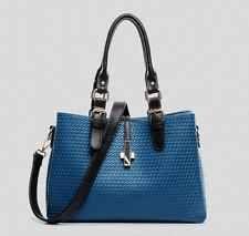 Luxury Designer Ladies Croco Evening Tote Handbag Shoulder Crossbody Bag Purse