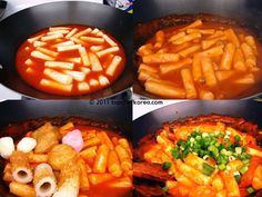 Spicy Rice Cakes (Dduk Bbok Ki 떡볶이) | Top Chef Korea - Authentic Korean Food Recipes in English