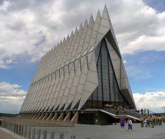 air force academy colorado | Chapel - Air Force Academy , Colorado Springs, CO