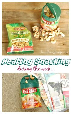 Healthy Snacking during the week - BusyBeingJennifer.com