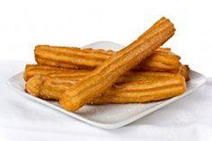 Churros sin Gluten  Ingredientes  Premezcla: 250 gramos Agua: 250 ml Sal: 1 cucharadita Azúcar: c/n