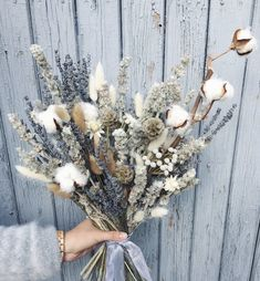 Good Morning 💛 Very little is needed to make a happy life. Dried Flower Bouquet, Dried Flowers, Art Floral Japonais, Wedding Bouquets, Wedding Flowers, Dried Flower Arrangements, No Rain, Flower Aesthetic, Arte Floral