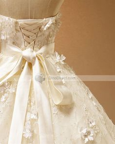 fairytale wedding dress <3
