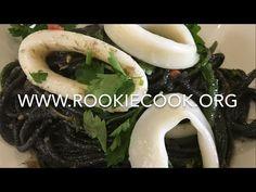 Squid Spaghetti - Rookie Cook My Favorite Food, Favorite Recipes, Recipe Creator, Irish Recipes, Healthy Recipes, Yummy Recipes, Finger Foods, Healthy Lifestyle, Spaghetti
