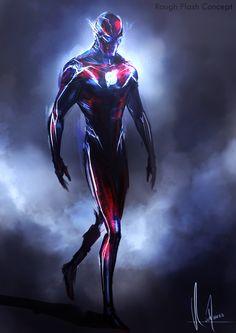 Superhero Flash Wallpaper Art for . Flash Comics, Arte Dc Comics, Flash Art, The Flash, Flash Characters, Flash Wallpaper, Wallpaper Art, Detective Comics, Marvel Vs