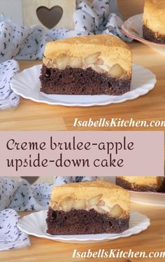 Easy No Bake Desserts, Dessert Recipes, Brunch Recipes, Creme Brulee Cake, Apple Pie Ingredients, Homemade Snickers, Chocolate Biscuits, Cheesecake Desserts, Best Breakfast Recipes