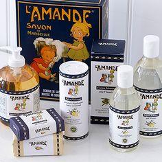 L'Amande Baby - Cologne & Cotton