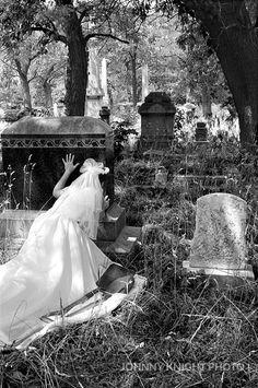 wedding graveyard photo ideas - Google Search