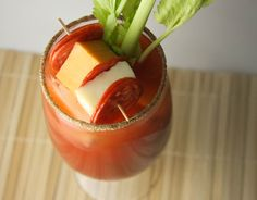 Spicy bloodymary