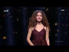 Rising Star Greece - Cynthia Veronica Zietara [Non, je ne regrette rien]..3/1/2017 - YouTube
