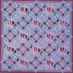 My first love in quilting will always be the design and making of traditional quilts using cotton fabric. I use a variety of techn. Pink Quilts, Cotton Quilts, Cotton Fabric, Window Blocks, Traditional Quilts, Quilt Blocks, Hawaiian, First Love, Blanket