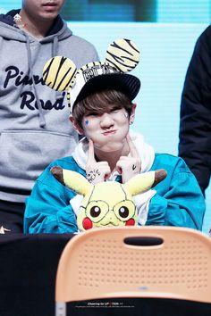 AHHH! O love you, Hwanhee!