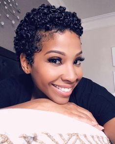 @ The Effective Pictures We Offer You About big chop hairstyles no edg Natural Hair Short Cuts, Natural Hair Cuts, Natural Hair Journey, Short Curly Hair, Short Hair Cuts, Curly Hair Styles, Natural Hair Styles, Short Natural Hairstyles, Big Chop Hairstyles