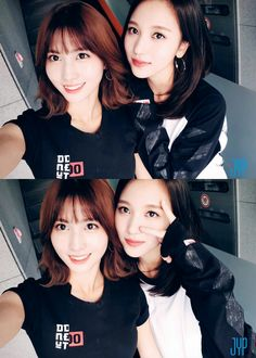 Momo and Mina (◕‿◕✿)