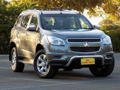 Discounted Used 2013 Holden Colorado 7 RG LTZ Grey 6 Speed Automatic Wagon - Adelaide Vehicle Centre - Commercials, Enfield Holden Colorado, Cars For Sale, Centre, Grey, Vehicles, Gray, Cars For Sell, Car, Vehicle