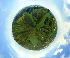 Create a Polar Panorama Effect in 5 Minutes