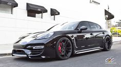 Caractere Exclusive Porsche Panamera Turbo S customized by CEC.