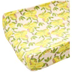 Changing Pad Cover - Sweet Lemon