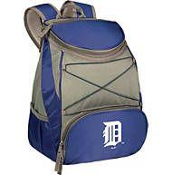 Detroit Tigers PTX Backpack Cooler